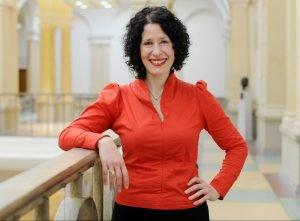Bettina Jarasch, MdA | Sprecherin für Integration und Flucht, Sprecherin für Religion | Grüne Fraktion Berlin