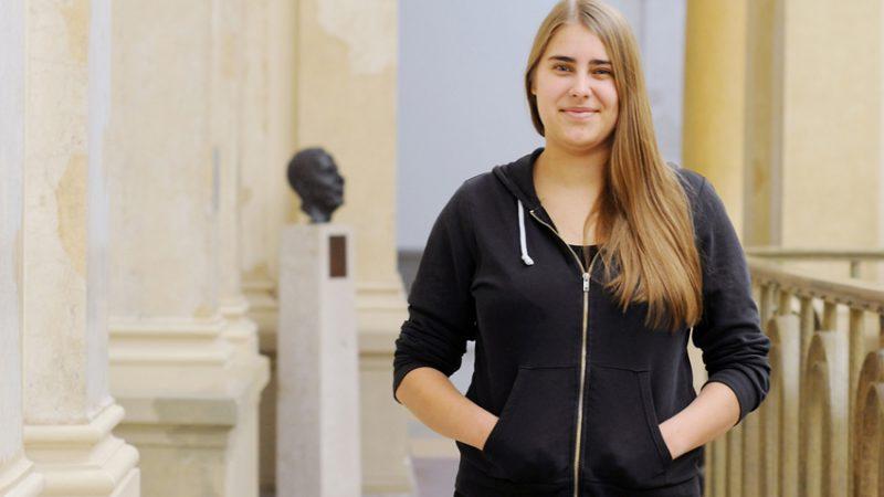 June Tomiak, MdA | Sprecherin für Jugend und Strategien gegen Rechtsextremismus | Grüne Fraktion Berlin