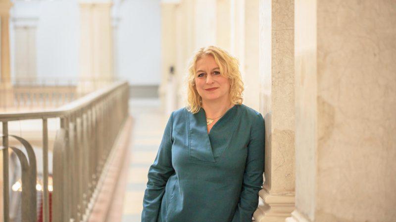Nicole Ludwig, MdA | Sprecherin für Wirtschaft, Sprecherin für Sport | Grüne Fraktion Berlin