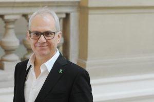 Notker Schweikhardt, MdA | Sprecher für Kultur- und Kreativwirtschaft, Sprecher für Medienpolitik und Städtepartnerschaften | Grüne Fraktion Berlin