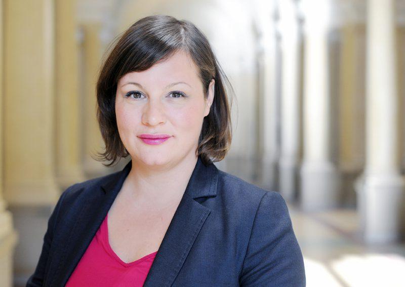 Antje Kapek, MdA | Fraktionsvorsitzende | Grüne Fraktion Berlin