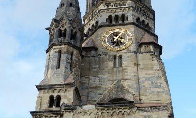 Bild der Gedächtniskirche am Breitscheidplatz