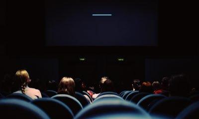 Sitze im Kino