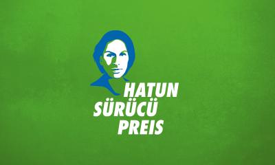Sharepic - Hatün Sürücü Preis |Grüne Fraktion Berlin | Frauen Gleichstellung Partizipation Beteiligung Politik Berlin