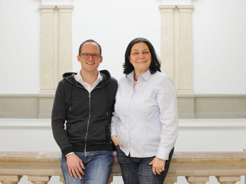Sebastian Walter und Anja Kofbinger, MdA | Grüne Fraktion Berlin