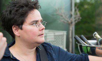 Auf dem Bild ist Marianne Burkert-Eulitz zu sehen.