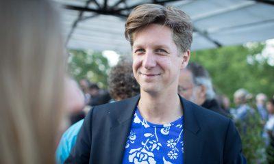 Auf dem Bild ist Daniel Wesener zu sehen.