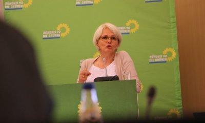 Auf dem Bild ist Regine Günther zu sehen.