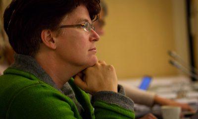 Im Bild ist Stefanie Remlinger zu sehen.