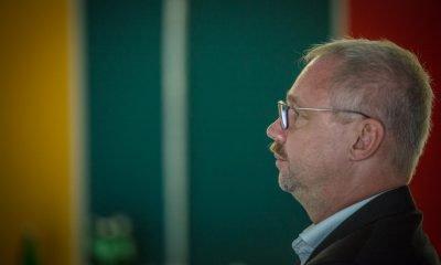 Der Fraktionsgeschäftsführer Olaf Reimann ist auf dem Bild zu sehen.
