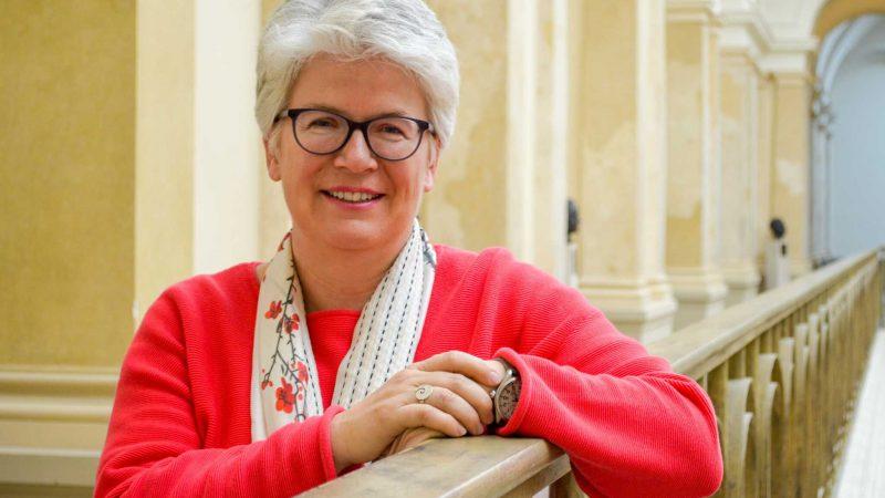 Stefanie Remlinger, MdA | Sprecherin für Berufliche Bildung und Bildungsfinanzierung, Sprecherin für Haushalt | Grüne Fraktion Berlin