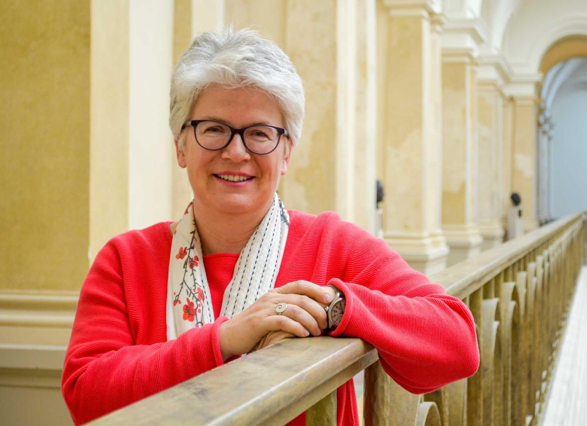 Stefanie Remlinger, MdA | Stellvertretende Fraktionsvorsitzende, Sprecherin für Berufliche Bildung und Bildungsfinanzierung, Sprecherin für Haushalt | Grüne Fraktion Berlin