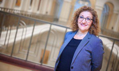 Fatoṣ Topaç, MdA | Sprecherin für Sozial- und Pflegepolitik | Grüne Fraktion Berlin