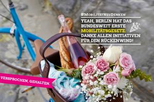 """Sharepic """"Mobilitätsgesetz - Dank an Initiativen"""""""