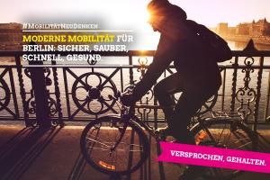"""Sharepic """"Moderne Mobilität"""""""