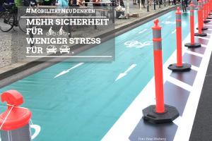 "Sharepic ""Verkehrssicherheit"""