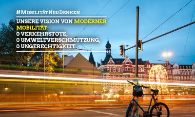 """Sharepic """"Vision Moderne Mobilität"""""""
