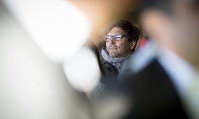 Dirk Behrend auf dem Fraktionsfrühjahrsempfang 2019 im Zentrum für Kunst und Urbanistik