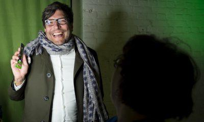 Dirk Behrend auf dem Fraktionsfrühjahrsempfang 2019 im Zentrum für Kunst und