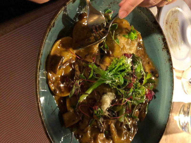 Es ist ein maltesisches Gericht zu sehen