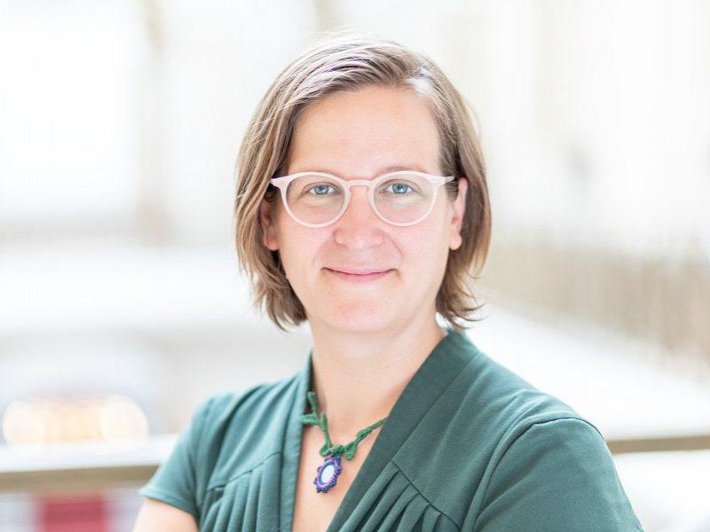 Silke Gebel, MdA | Fraktionsvorsitzende | Grüne Fraktion Berlin