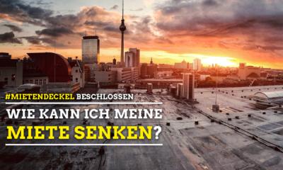 Auf dem Bild sieht man einen Sonnenaufrgang über Berlin.