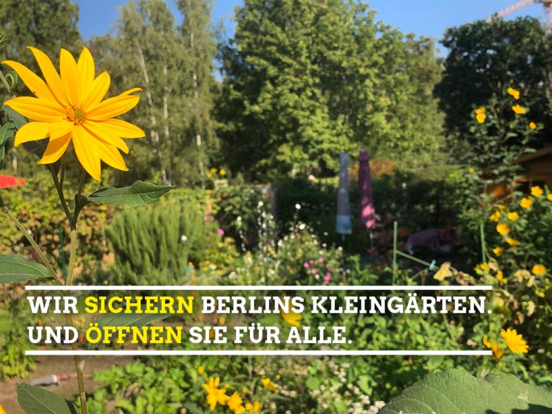 Kleingärten-sichern