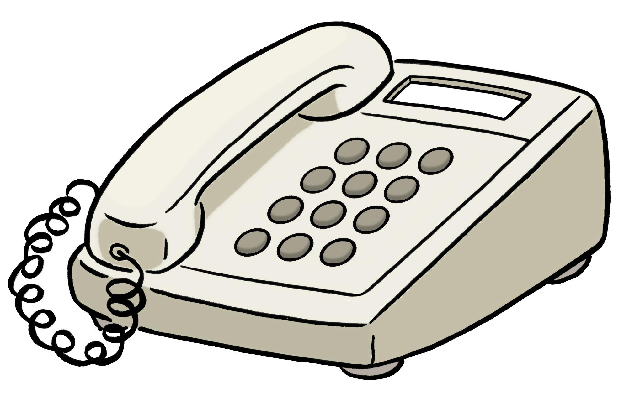 Grafik Telefon